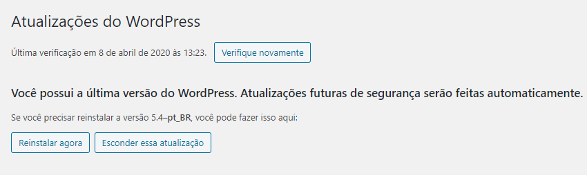 como proteger seu site wordpress