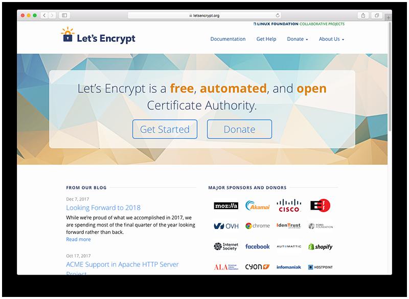 lets encrypt ssl segurança wordpress
