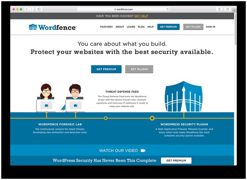wordfence plugin de segurança wordpress