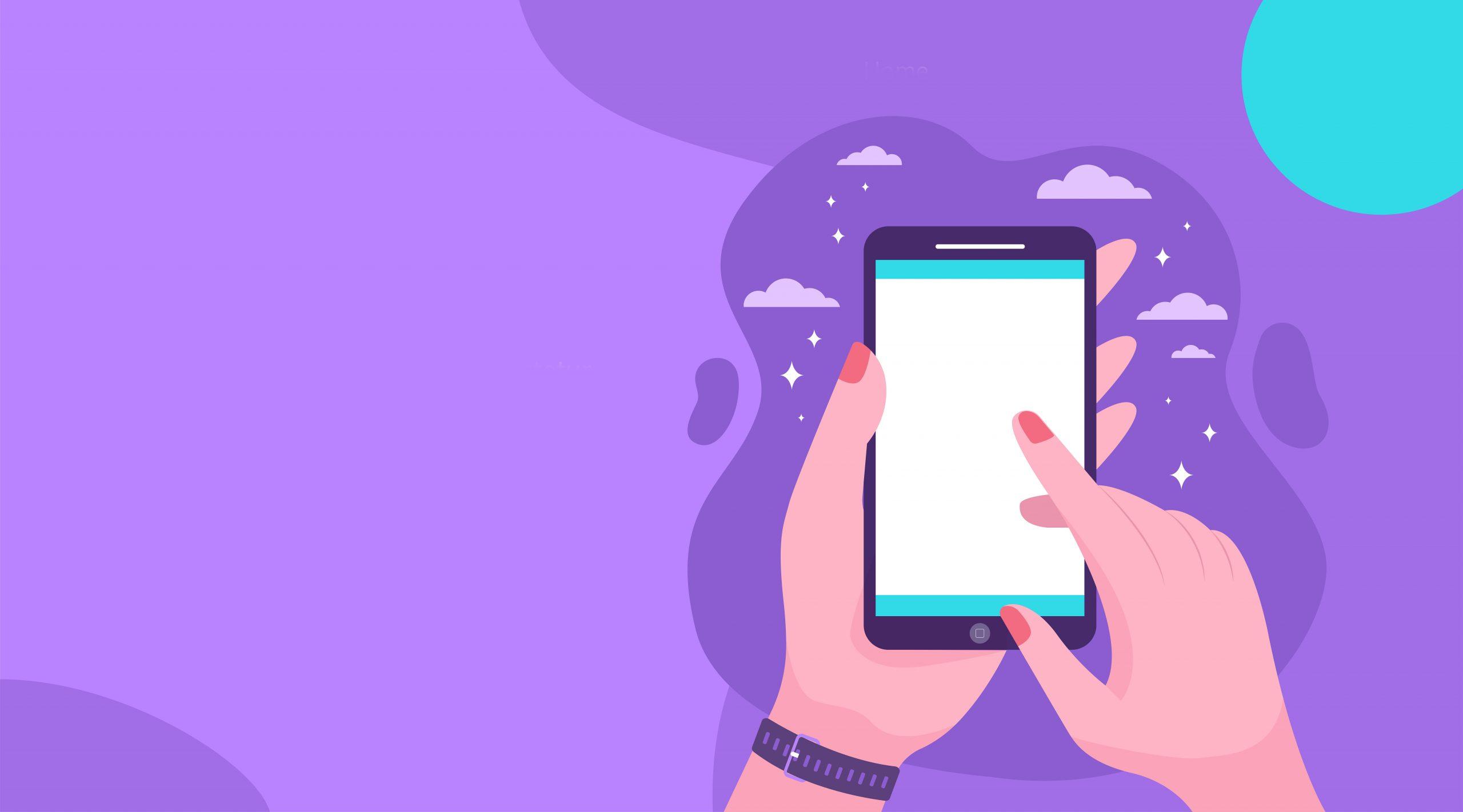 estratégias de marketing digital pelo celular